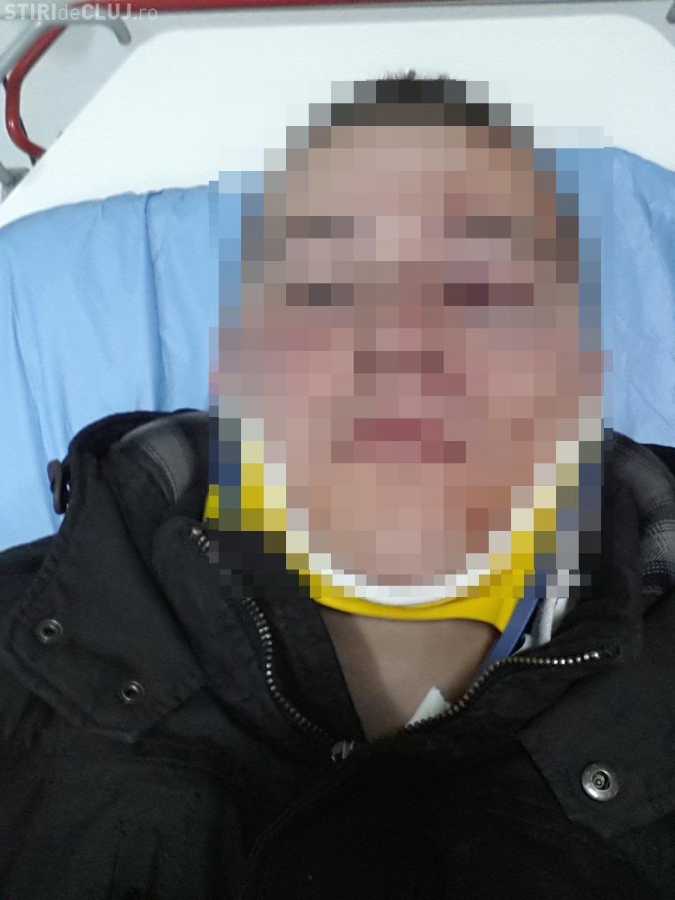 """Tânărul """"șifonat"""" de agenții de pază de la Euphoria era """"drogat"""": Striga M..e Steaua! UPDATE: Din ce galerie face parte?"""
