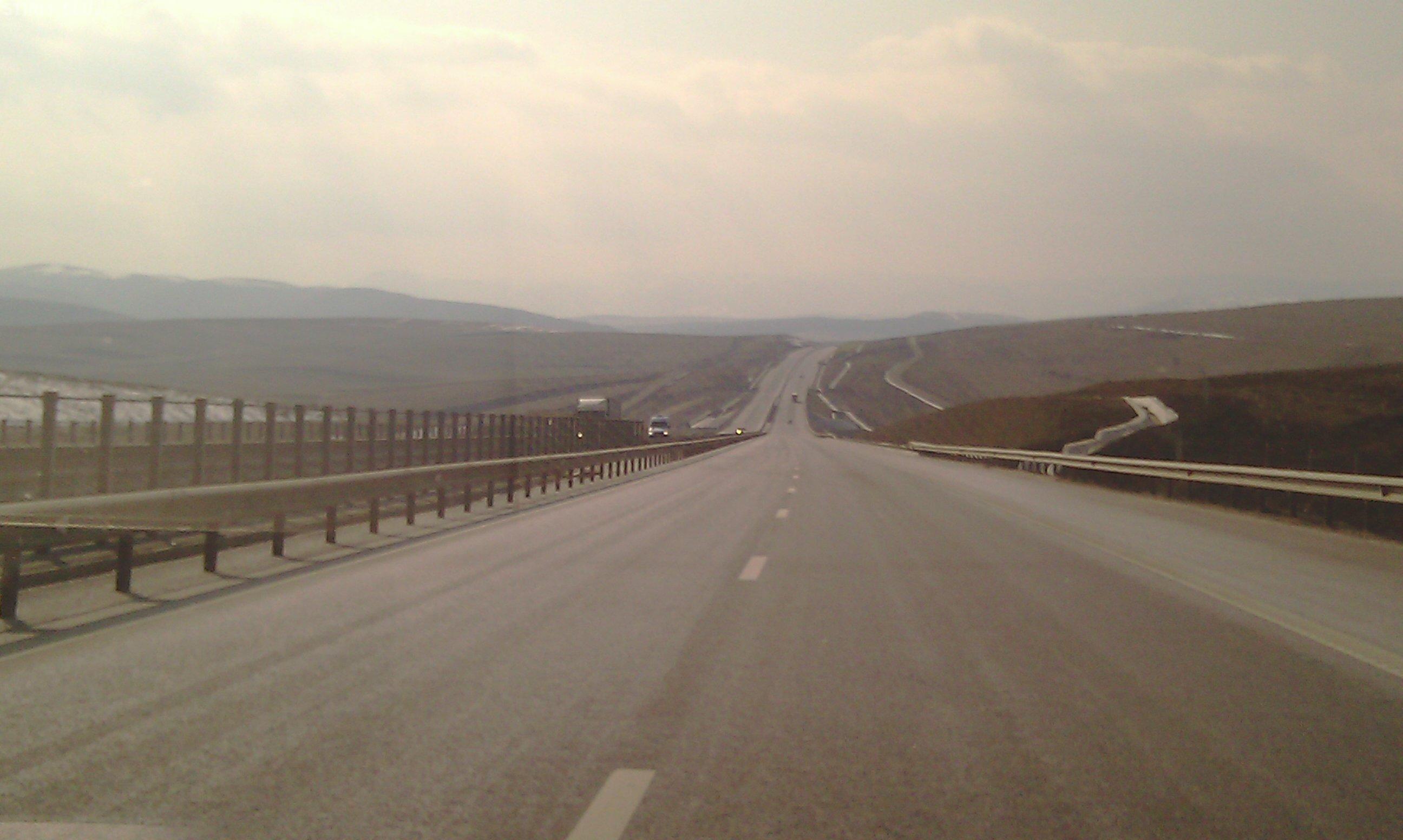 De când vor fi puse taxe pe autostrăzi în România şi cât vom plăti
