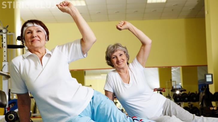De ce slăbim mai greu odată cu înaintarea în vârstă?