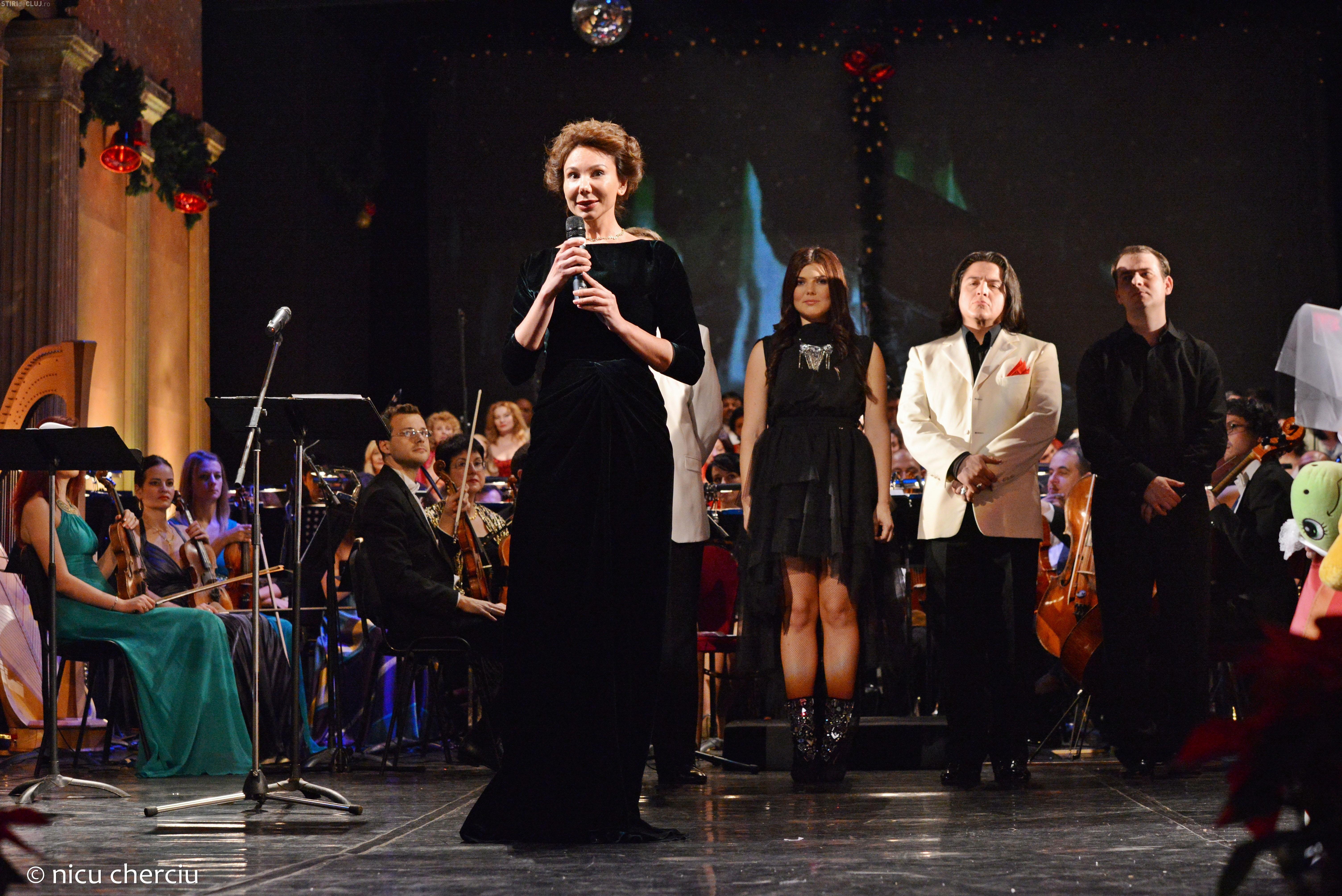 Farmec, alături de Opera Națională Cluj,  bucură sărbătorile clujenilor (P)