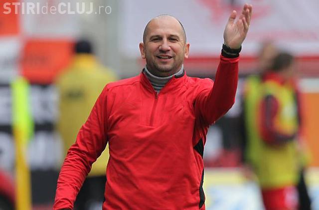 """Vasile Miriuță, noul antrenor al CFR Cluj: """"Voi sta mult și bine la CFR"""". În ce condiții va pleca singur de la echipă?"""