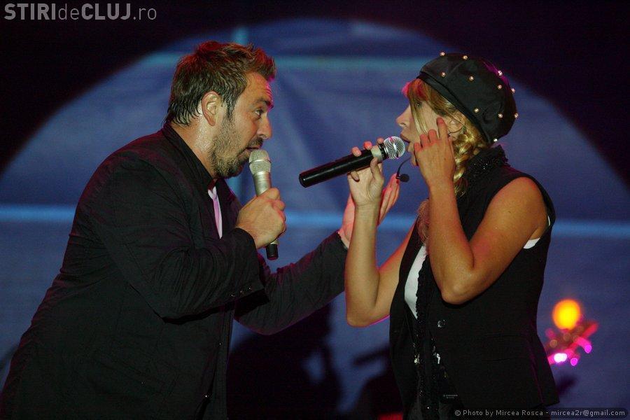 "Horia Brenciu este vrajit de Turda, dupa concertul de duminica: ""Turda mon amour!"", scrie el pe site-ul personal - VEZI duetul cu In-grid!"