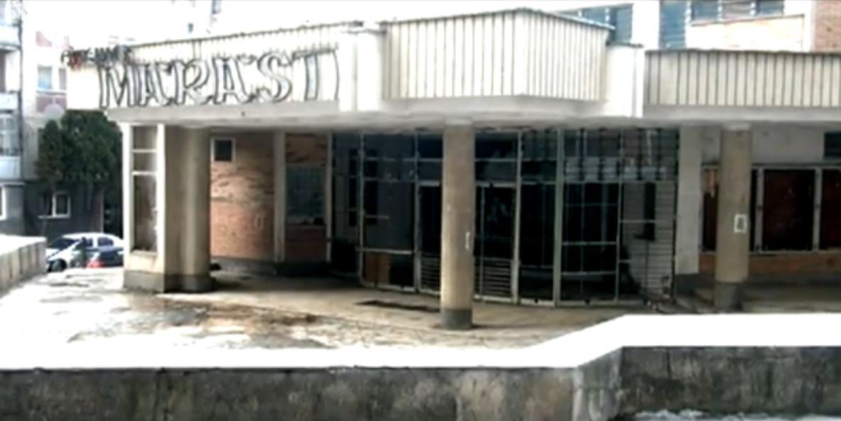 Politistii comunitari au prins in flagrant doi hoti de fier vechi in Cinema Marasti