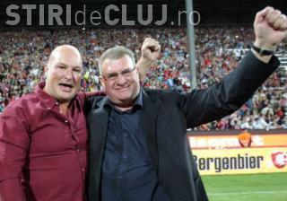 CFR CLUJ pusă la plată de FIFA în cazul jucătorului Mikael Dorsin