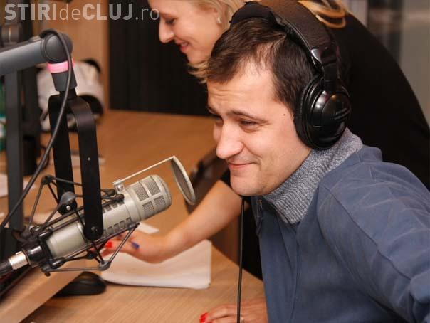 Şerban Huidu a plecat de la Kiss FM