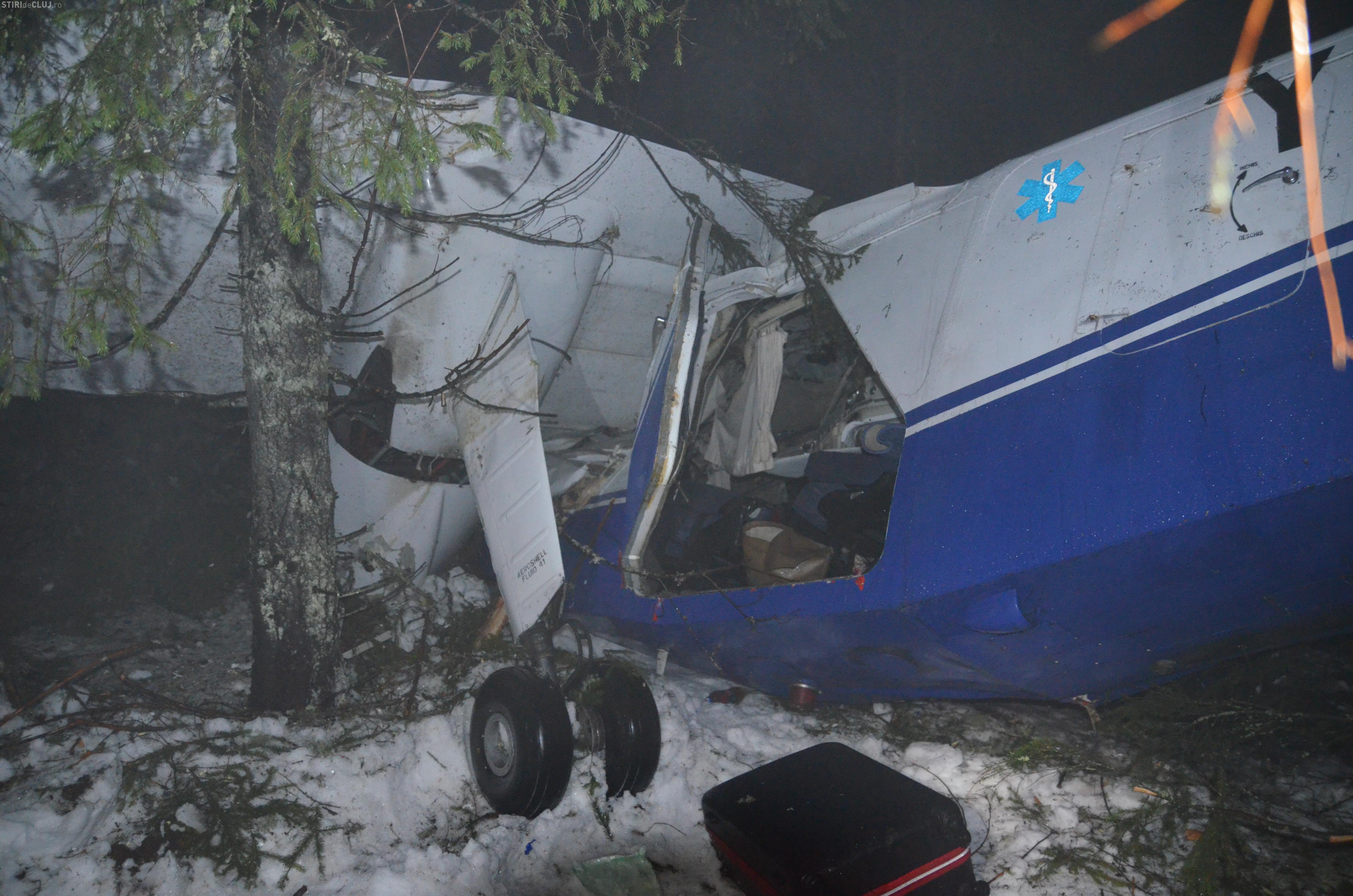 Mărturie ȘOC: Primii salvatori au ajuns la epava avionului cu mâinile în buzunar. Medicul Radu Zamfir s-a IRITAT