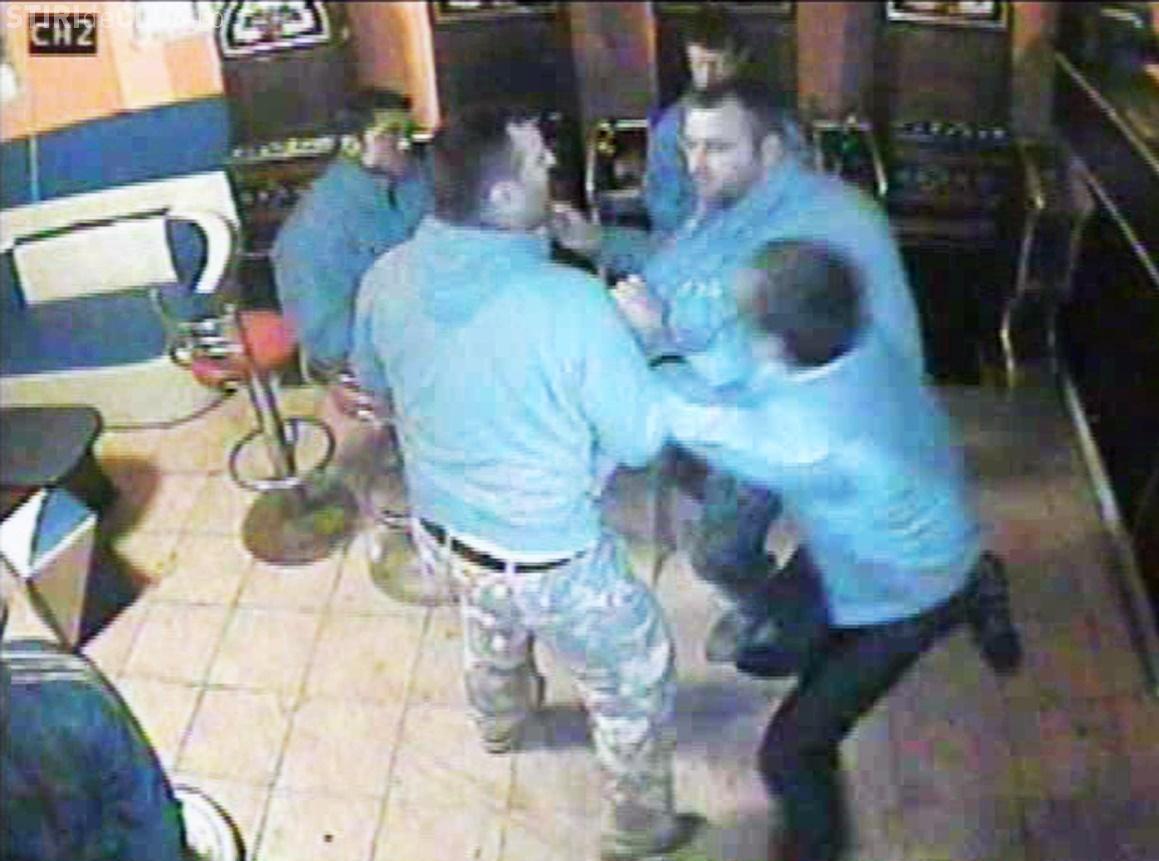 Bătaie într-un local din centrului Clujului între cinci persoane