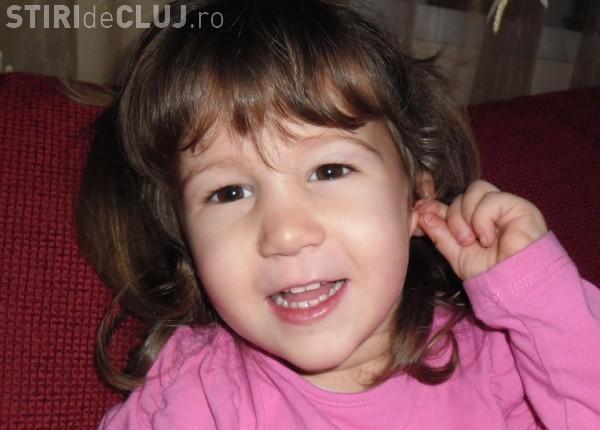 Seminar caritabil de dezvoltare personală, dedicat unei fetițe de 3 ani care are nevoie de ajutor