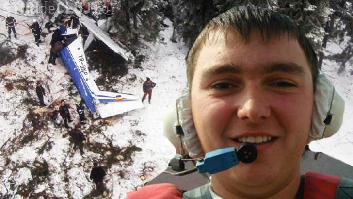 Copilotul rănit în accidentul aviatic de la Cluj a VORBIT! A spus care ar fi fost cauza accidentului?