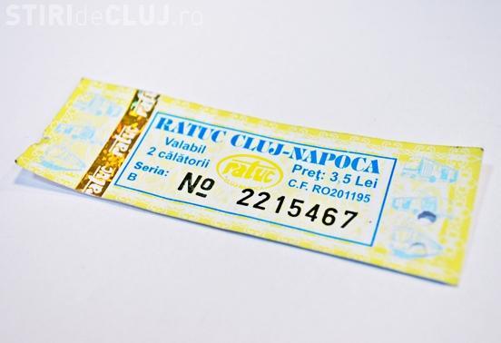 De unde se pot cumpăra bilete RATUC pentru Florești