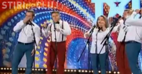 ROMANII AU TALENT - Cvarterul Anatoly - Andi Moisescu: Mergeţi DIRECT ÎN SEMIFINALĂ! - VIDEO