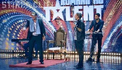Nelson Mondialu apare vineri la Românii Au Talent VIDEO