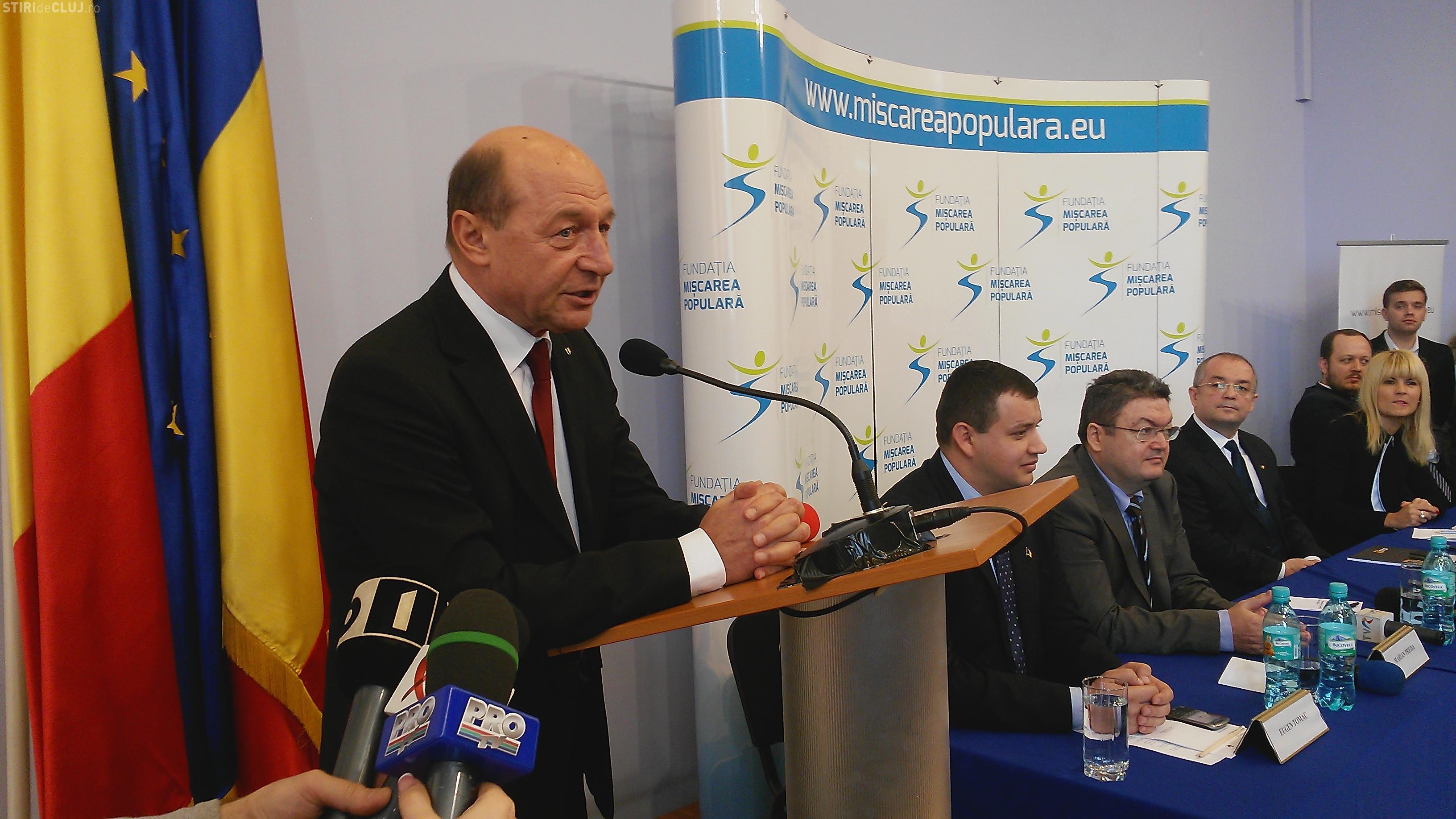 TRAIAN BĂSESCU nu a colaborat cu Securitatea, conform CNSAS