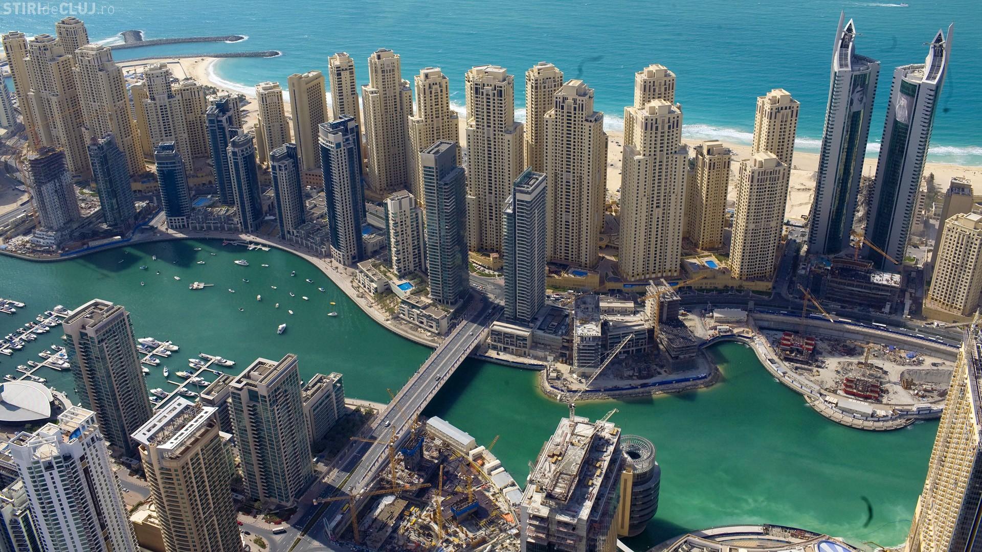 VIZE gratuite în Dubai și Emirate pentru români, din 22 martie