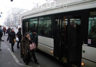 RATUC intră în Florești până la 1 martie. Elevii și studenții circulă GRATUIT, pensionarii au 10 călătorii pe lună