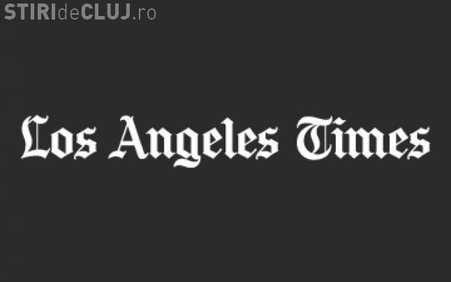 Un robot scrie știri pentru publicația Los Angeles Times