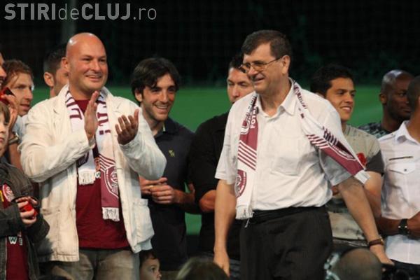 Un multimilionar clujean a salvat CFR Cluj: Riscam să nu luăm licența