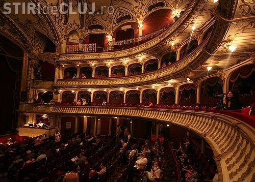 """Spectacolul """"Requiem"""" e prezentat în Miercurea Mare, la Opera Naţională Română din Cluj-Napoca"""