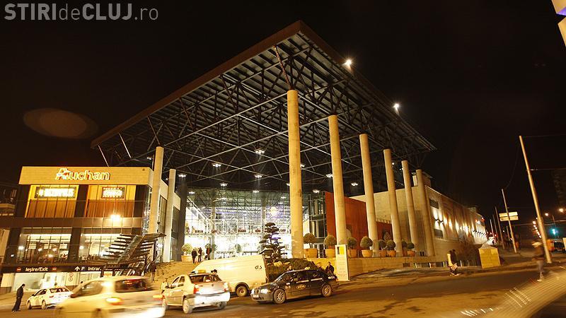 Sâmbătă se sting luminile pentru o oră la Iulius Mall