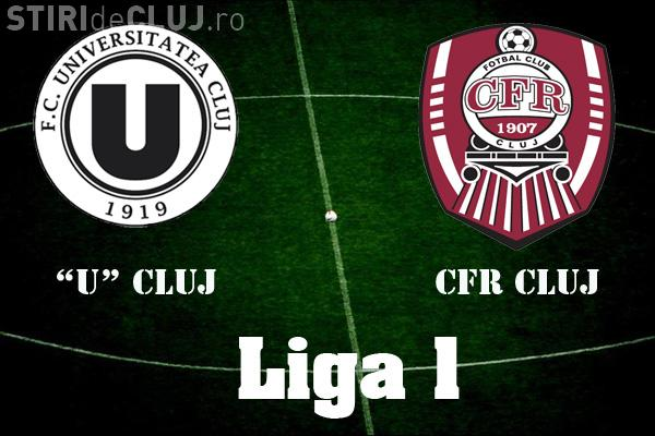 """Derby-ul Clujului, mai costisitor decât se anticipa. Vezi cât trebuie să plătească """"U"""" pentru a juca următorul meci"""