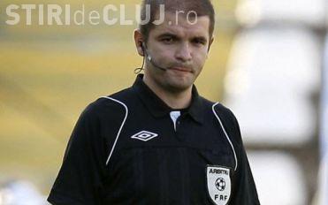 """Conducerea """"U"""" Cluj nu e de acord cu penalty-ul primit la Năvodari: Doar arbitrul a văzut că e penalty"""