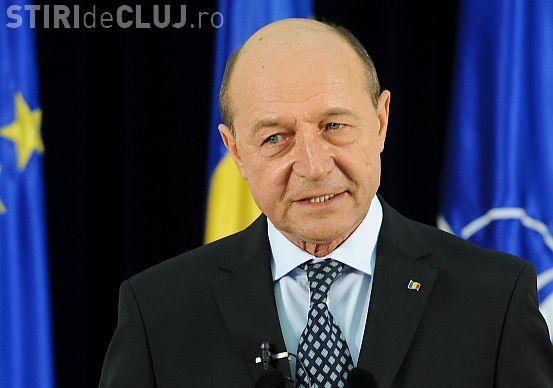 Băsescu l-a atacat pe Ponta după gafa de la inundații: Modul a fost penibil