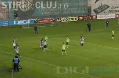Corona - U Cluj 0-2 - Clujenii se impun în deplasare