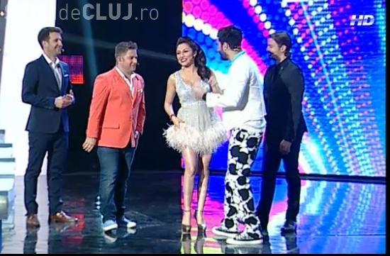 ROMANII AU TALENT 2014: Andra a purtat o rochie provocatoare. Cui i-a făcut vedeta o declarație de dragoste