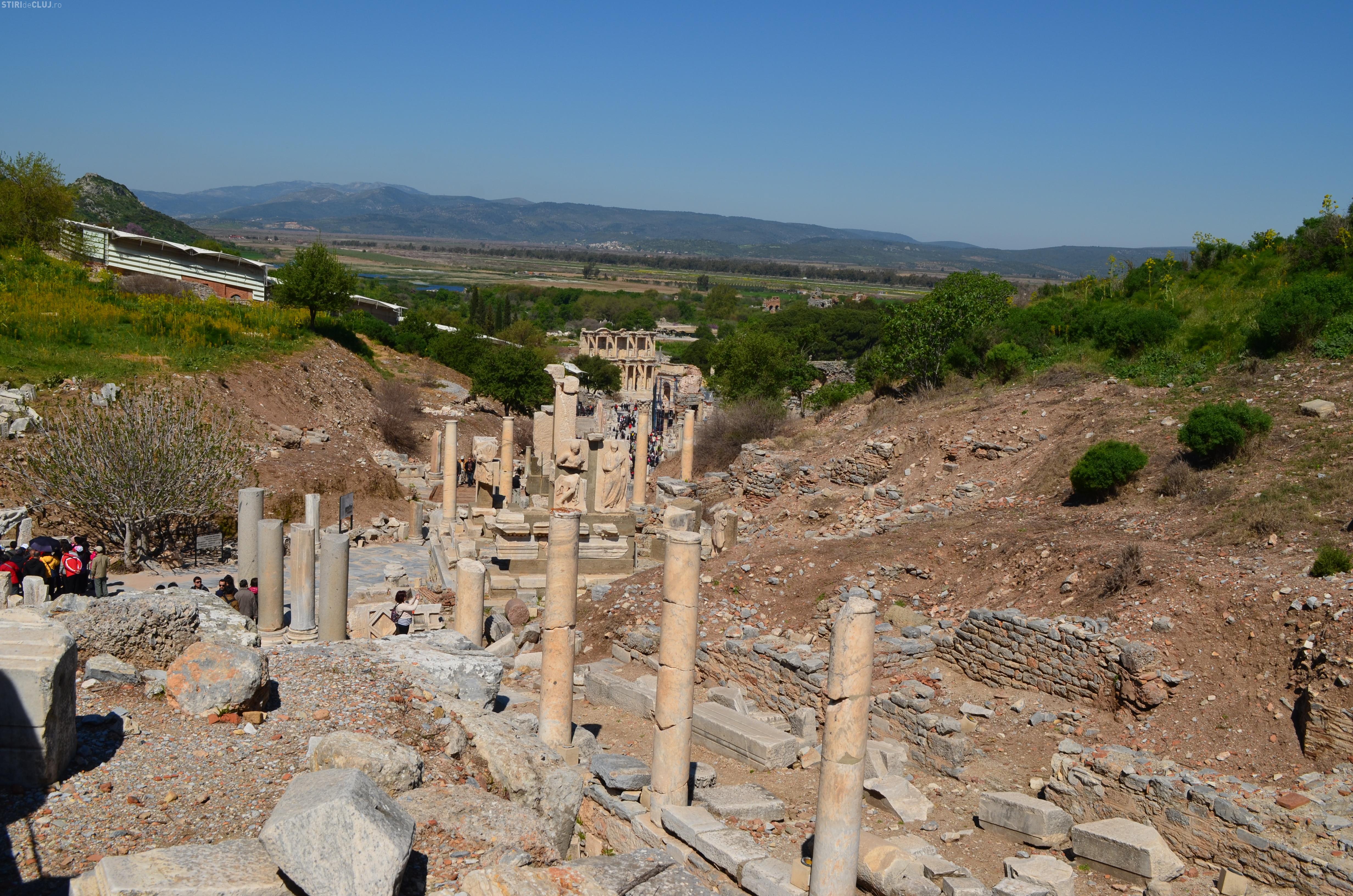 efes turcia harta Descoperiți Turcia: Orașul antic Efes și Casa Fecioarei Maria  efes turcia harta
