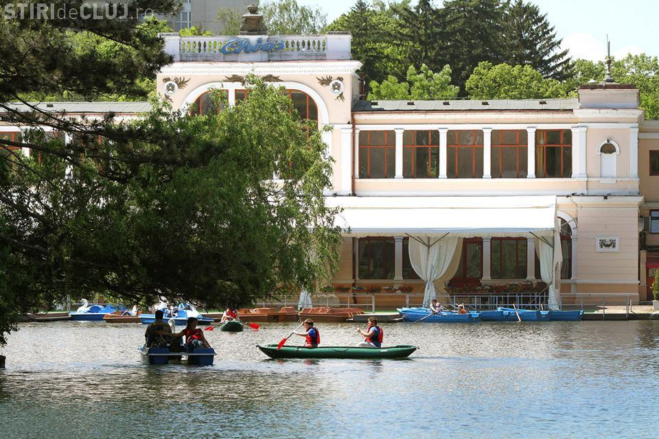 Canoeing, slackline și tir cu arcul în Parcul Central. Vezi programul complet de duminică la Zilele Clujului