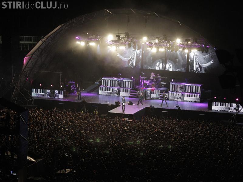 FORZA ZU pe Cluj Arena! S-a anunțat lista artiștilor care vor urca pe scenă