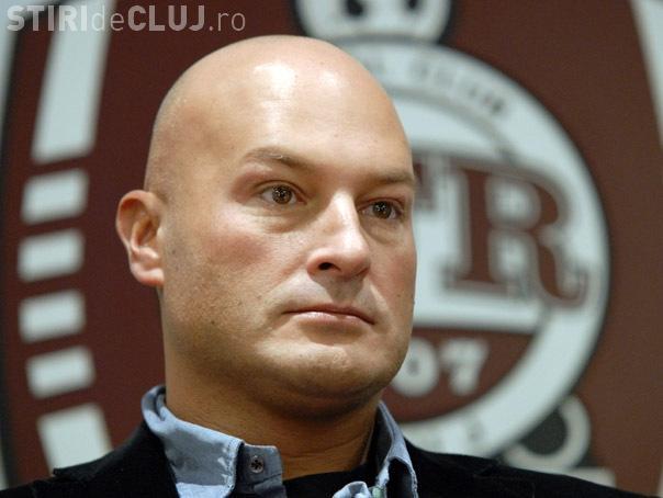Paszkany și-a cedat acțiunile de la CFR Cluj. Ce înseamnă acest lucru?