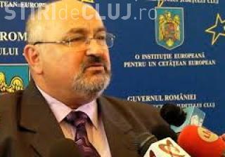 Prefectul Clujului atacă numirea lui Seplecan în funcția de vicepreședinte al Consiliului Județean