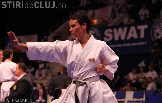 O sportivă din Cluj, câștigătoarea Campionatului European de Karate