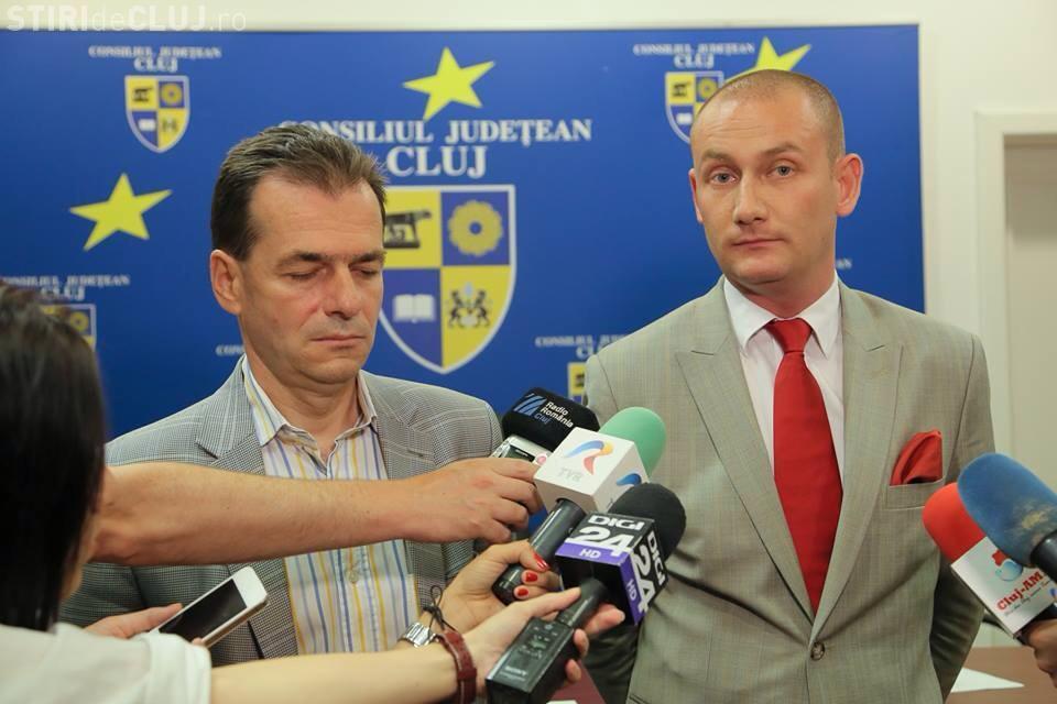 Mihai Seplecan a condus trei zile și jumătate județul Cluj: Analizăm o plângere penală împotriva prefectului - INTERVIU