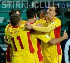 Naționala Româniai a urcat pe locul 29 în topul FIFA