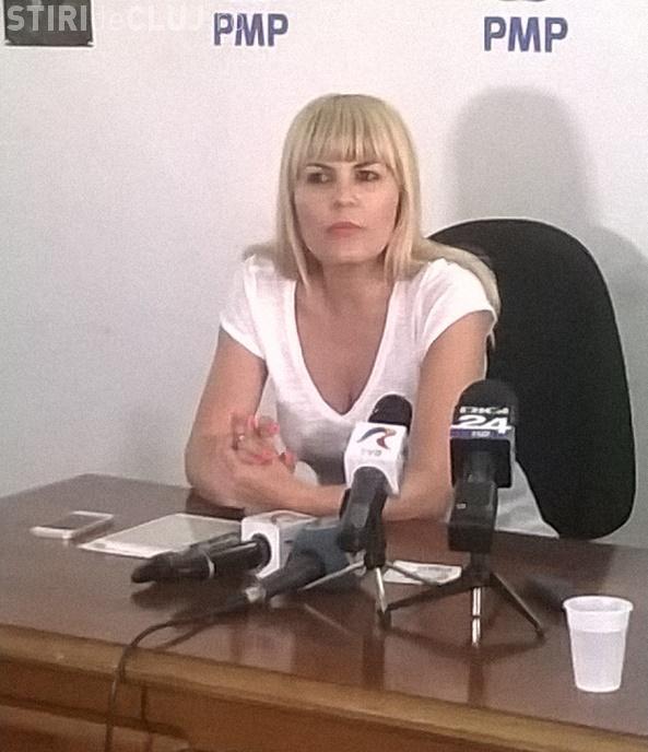 """Udrea vrea să îl vadă pe Uioreanu demis: """"Candidăm și noi la președinția Consiliului Județean Cluj"""""""