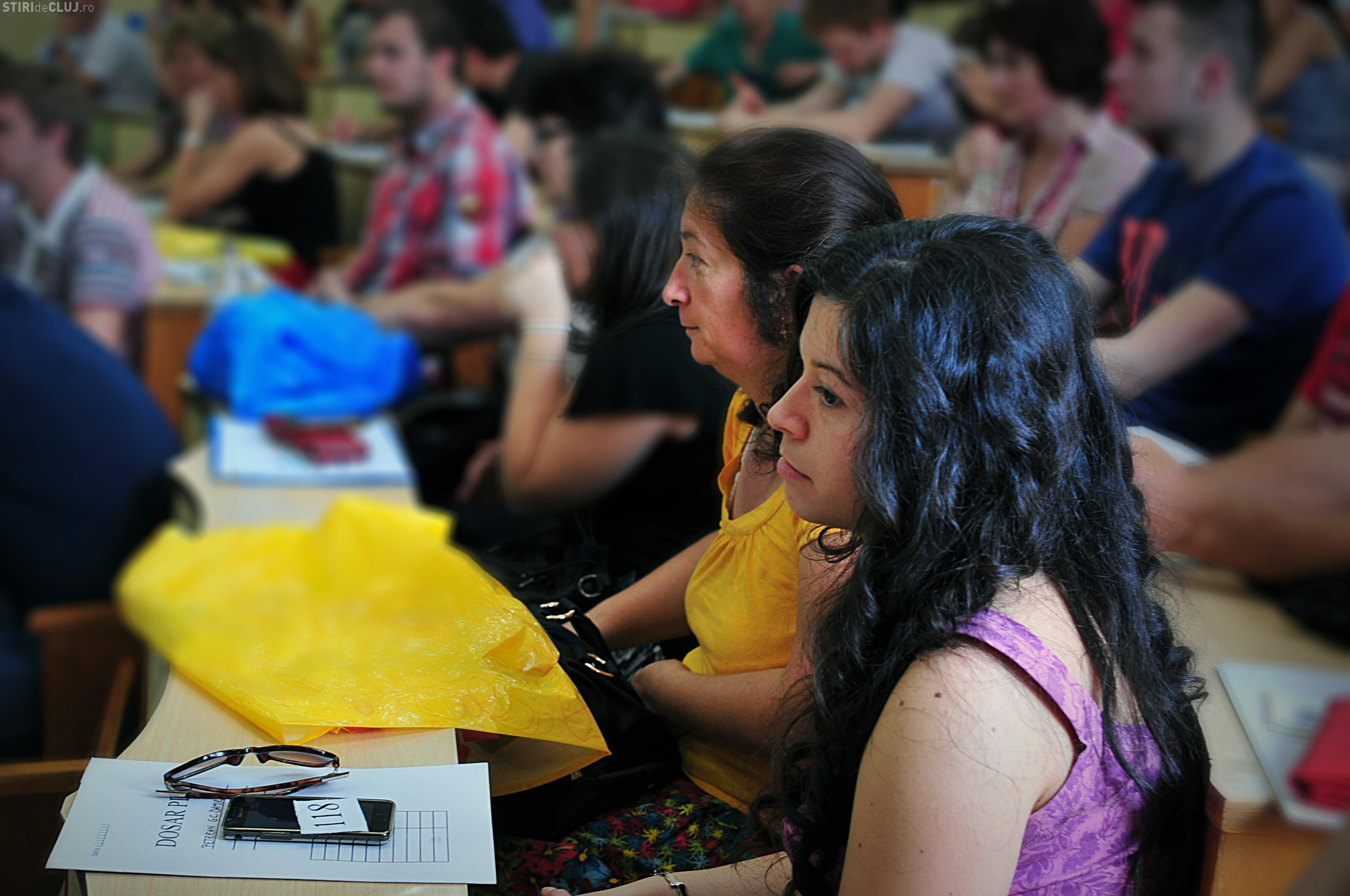 Trei facultăți de la UBB au atras deja mai mulți candidați decât locurile de la BUGET