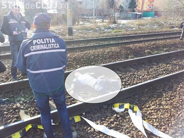 Persoană lovită de tren în Cluj-Napoca, pe strada Tudor Vladimirescu