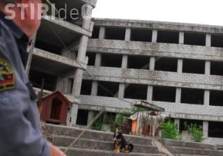 Spitalul de Urgență din Mănăștur, abandonat pentru că s-a greșit proiectul: Pe holuri nu se putea întoarce nicio targă