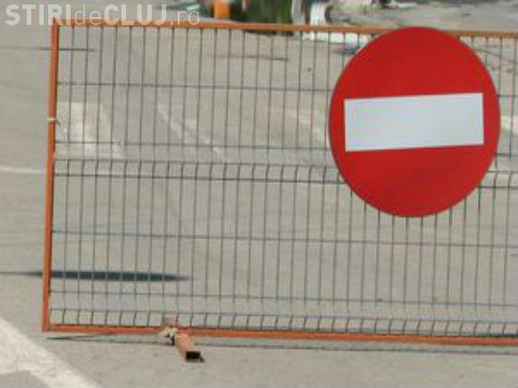 Primăria restricționează circulația mai multe străzi din Cluj. Motivul: se toarnă un documentar