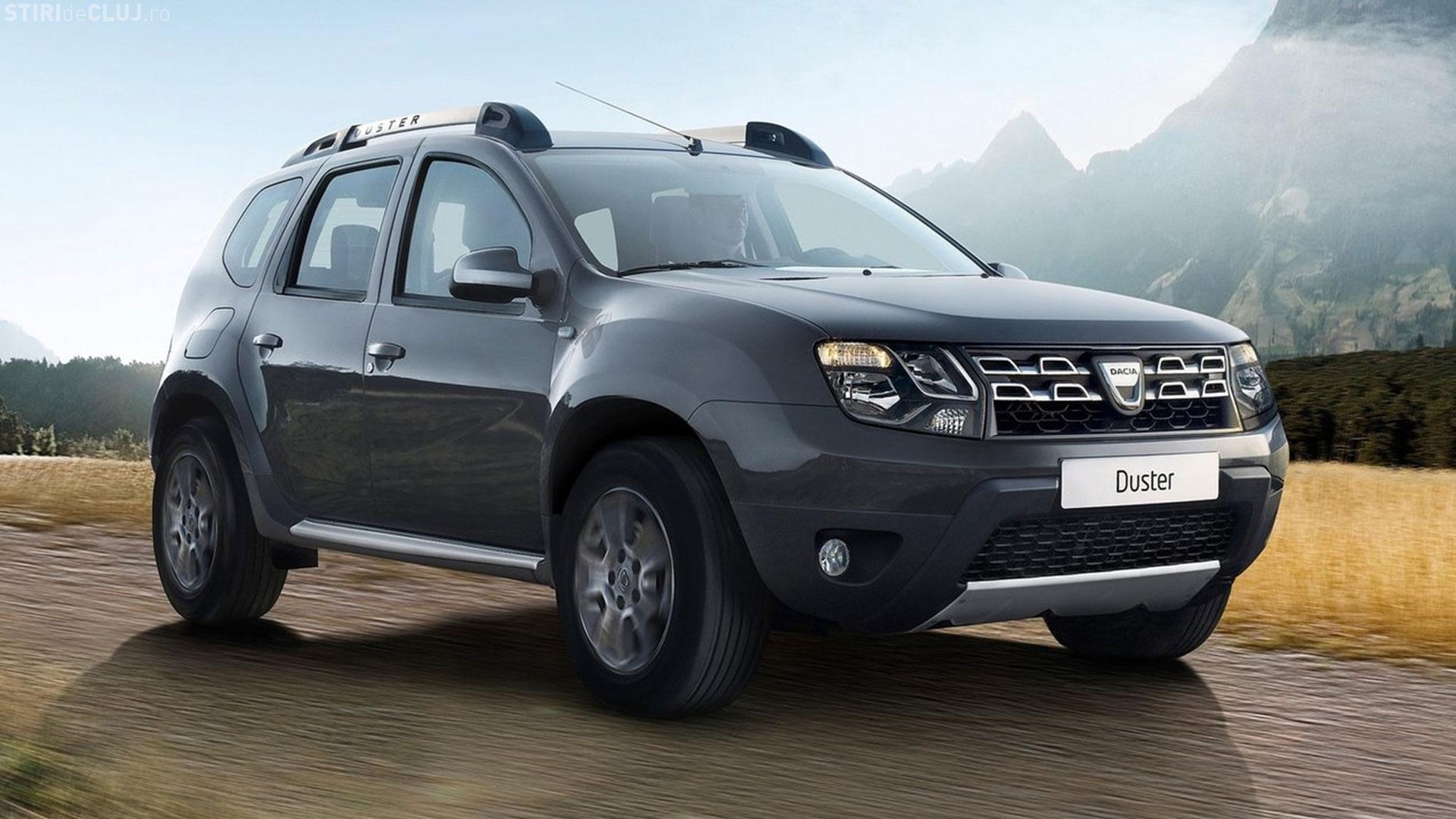 Cum arată Dacia Duster pick-up? Modelul nu va fi produs în România