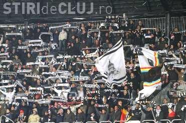 Cumpără bilete la meciul U Cluj - Dinamo. VEZI prețurile