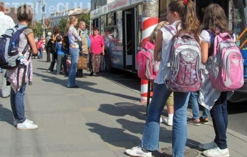 Big Abonamente Gratuite Transportul Public Cluj