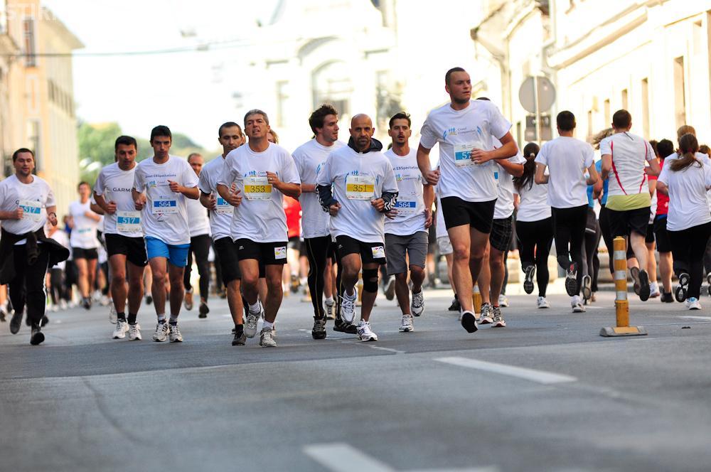 Crosul Companiilor are loc la Cluj în luna septembrie. AFLĂ traseul pe care se aleargă