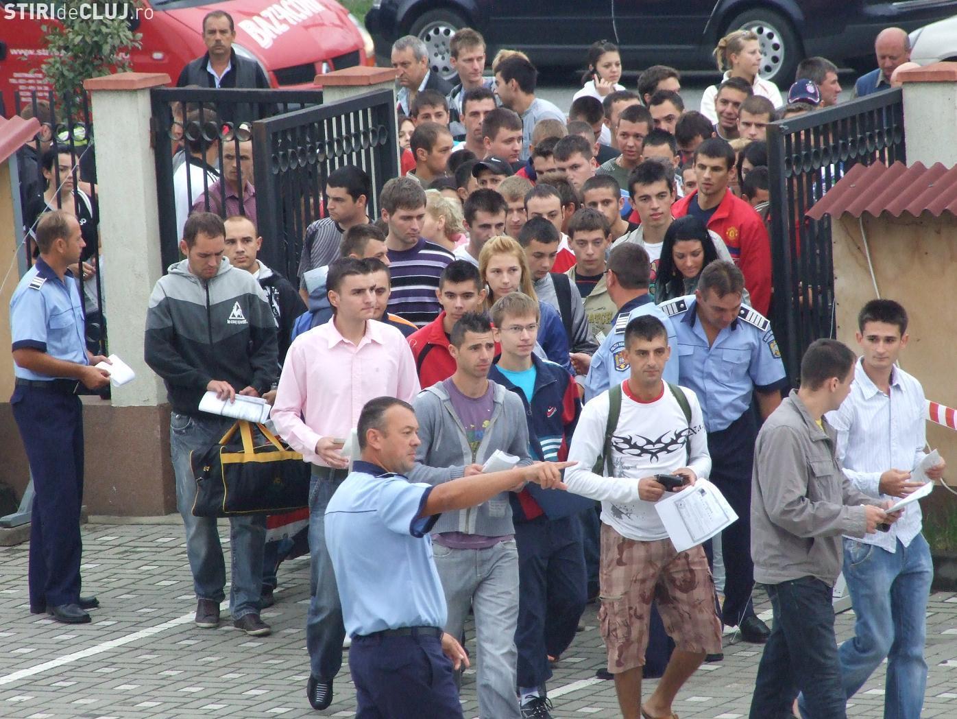ADMITERE Şcoala de Poliţie Cluj: Concurența este foarte mare