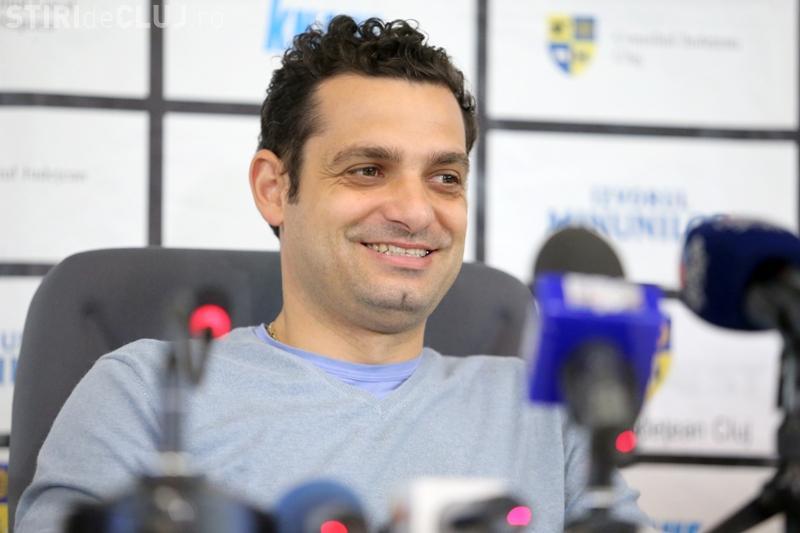 Mihai Teja și-a dat demisia de la U Cluj. Walter a găsit un nume mare să îl aducă