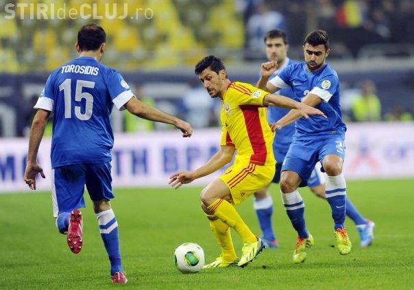 Pițurcă și-a ales jucătorii pentru meciul cu Grecia. 23 de fotbaliști au fost convocați
