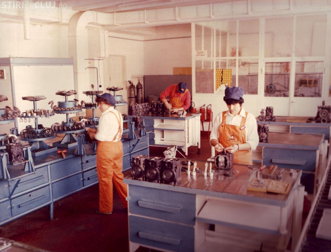 Fabrica Tehnofrig, fondată cu utilajele industriașilor maghiari din Cluj: În prima perioadă, şedinţele se ţineau în limba maghiară!