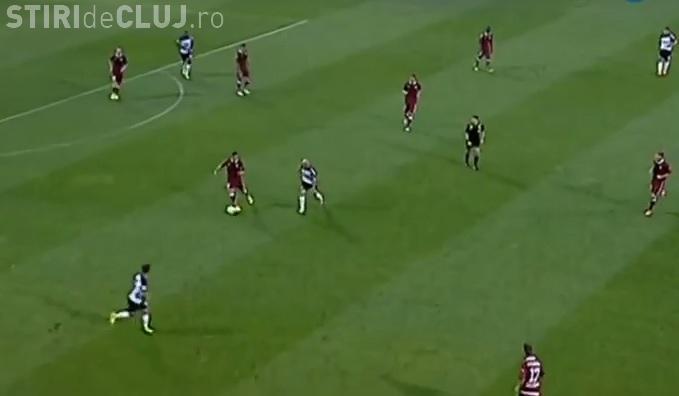 Rapid - U Cluj 2-1 - REZUMAT VIDEO - Ogăraru a fost învins de Ganea